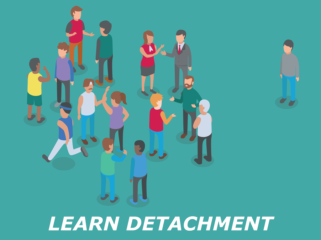 learn detachment