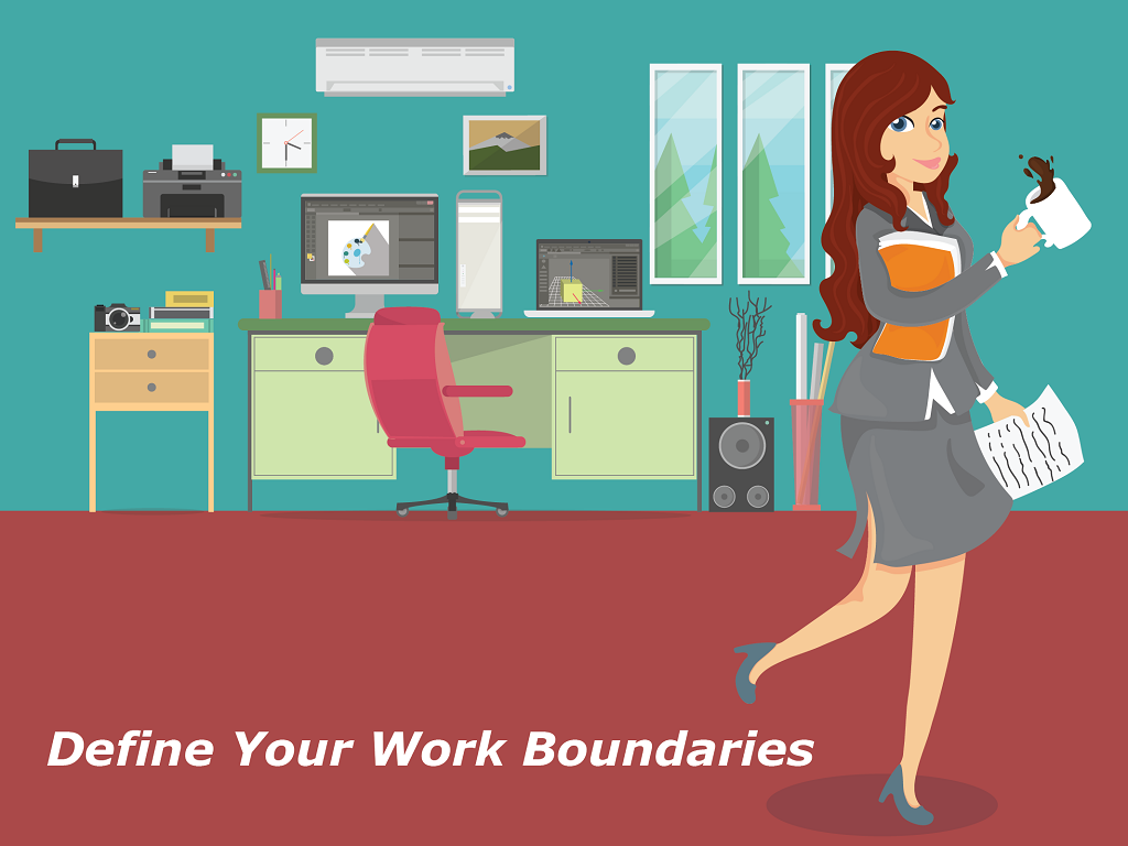 define work boundaries