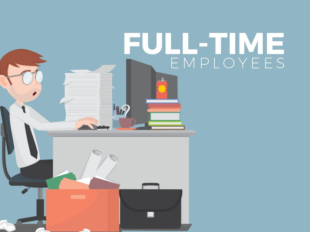 Full-time Employees