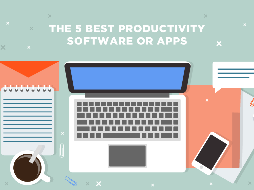 The 5 Best Productivity Software or Apps