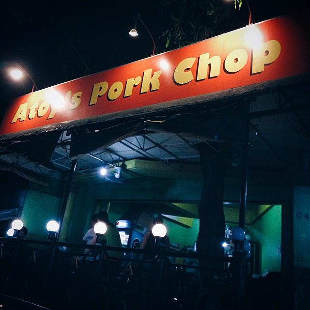 Atoy's Porkchop