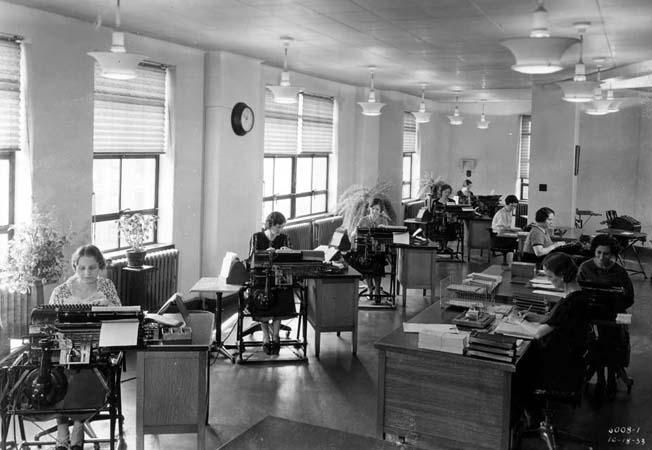 How Office Design Has Changed Over the Years