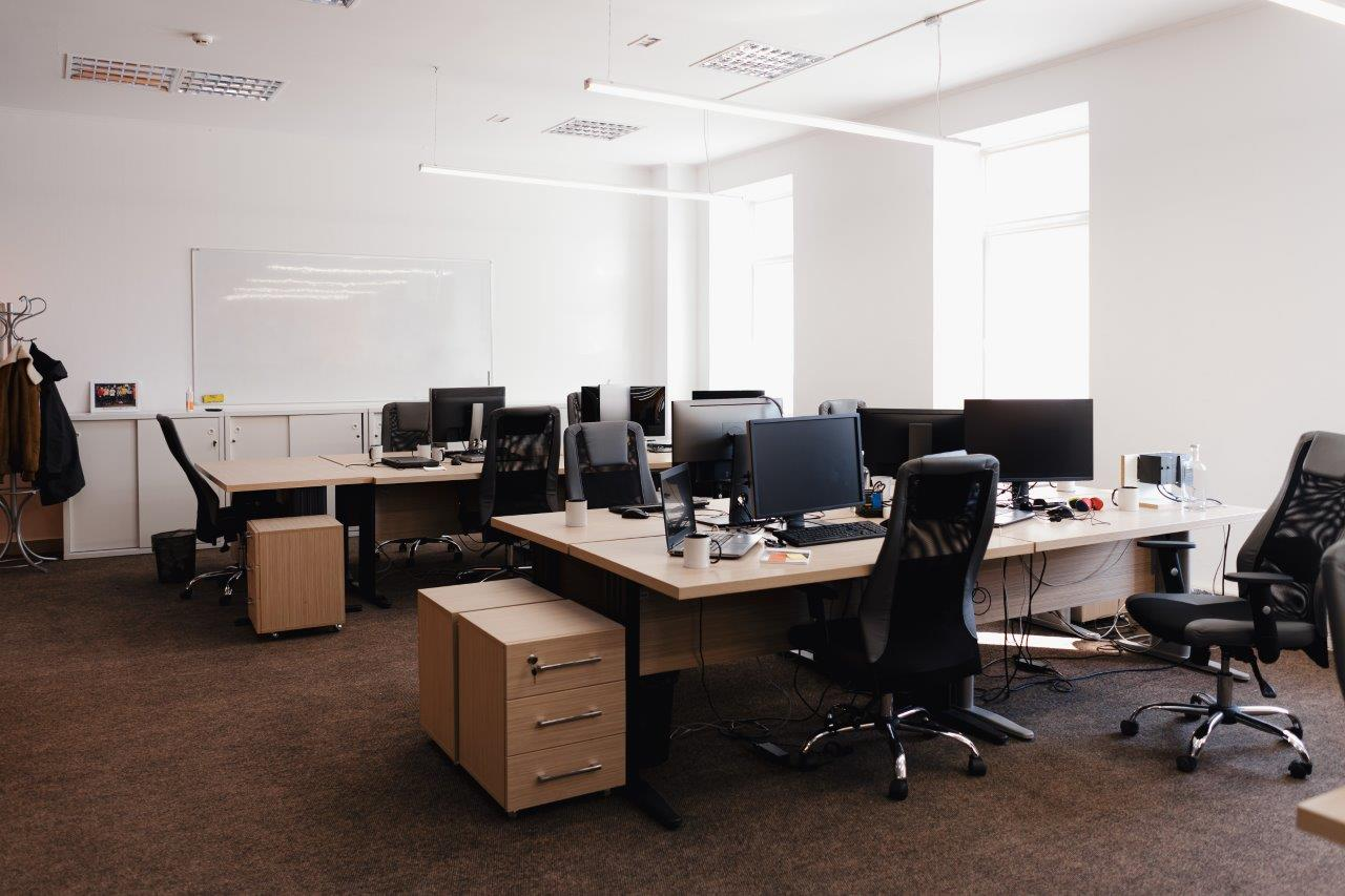Great Office Ergonomics