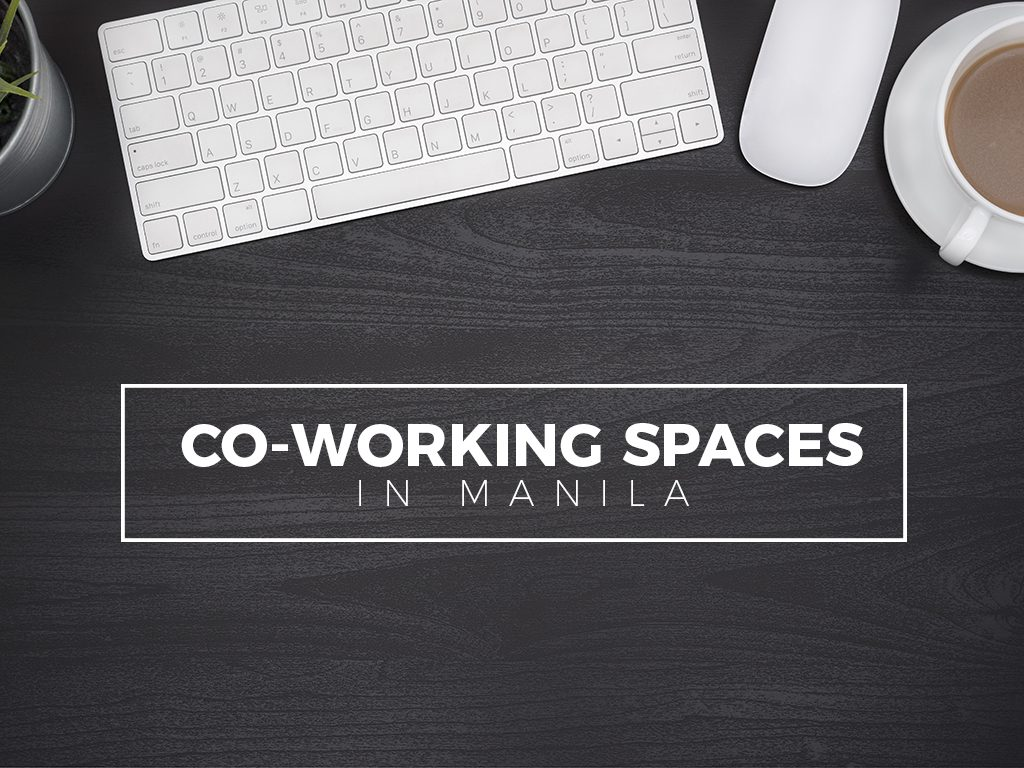 Co-working Spaces in Manila