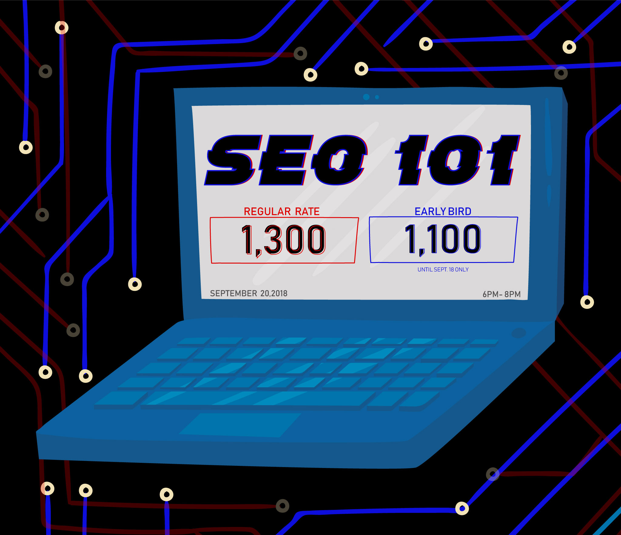 SEO 101 Poster